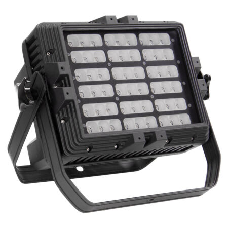 img-EVOLITE archiTECH 270 IP65, 54x5W LED Outdoor-Strahler, Architektur Scheinwerfer