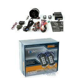 Kyпить NEW SOUNDSTREAM ARS.1 CAR ALARM REMOTE START KEYLESS VEHICLE SECURITY SYSTEM на еВаy.соm