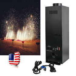 Hot Fire Spray Machine Effect Flame DMX Thrower DJ Band Stage Projector Party CE