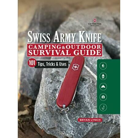 img-Victorinox Swiss Army Knife Camping & Outdoor by Bryan Lynch New Paperback Book