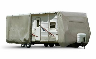 New Komo Covers Travel Trailer Cover, Super-Duty, 27-30', Waterproof, RV Cover