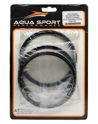 OEM Piston Rings Set for Sea Doo RXP RXT Supercharged 4TEC Rotax 1503