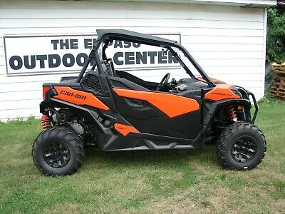 2018 CAN AM MAVRICK TRAIL DPS 1000 ROOF, WINDSHIELD , REAR WINDOW AND MIRROR 50
