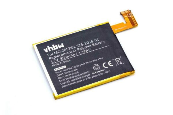 BATTERIA 890mAh 3.7 V per Amazon D01100 / Kindle 4 / Kindle 4G