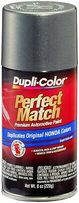 Duplicolor BHA0990 For Acura Code NH737M Polished Silver Aerosol Spray Paint