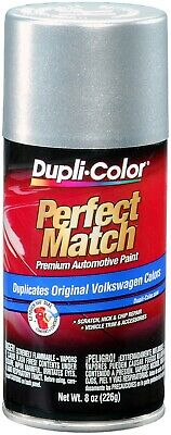 Duplicolor BVW2039 For VW Code LA7W Reflex Silver 8 oz. Aerosol Spray Paint