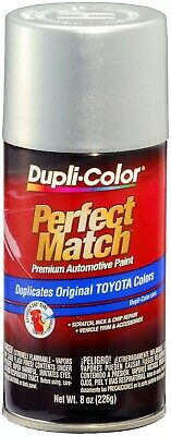 Duplicolor BTY1615 For Toyota Code 1D4 Titanium Metallic Aerosol Spray Paint