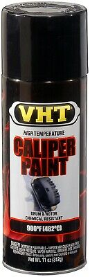 VHT SP734 BLACK Brake Caliper Paint, Calipers, Drums, Rotors Paint - High Heat