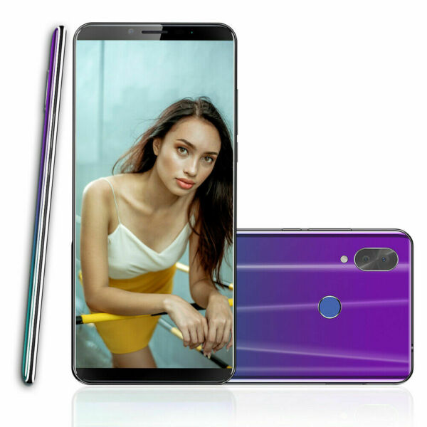 Cubot X19 4G Android 4GB+64GB Smartphone Octa-core Face ID Dual SIM 4000mAh