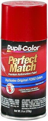 Duplicolor BFM0379 Perfect Match Auto Paint, Ford Redfire Pearl Metallic 8 OZ!