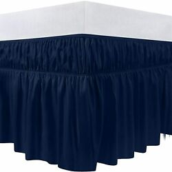 Kyпить Elastic Bed Ruffle Skirt with 16 Inches Drop Utopia Bedding на еВаy.соm