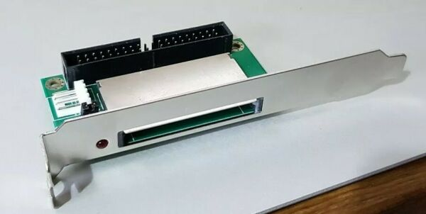 Amiga 4000 Compact Flash to IDE Adaptor 40pin - Commodore A4000, 3000, 2000 etc