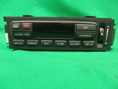 2003 - 2011 Ford Crown Victoria Climate AC Heater Control Unit OEM LKQ
