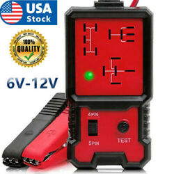 Kyпить 12V Electronic Automotive Relay Tester For Universal Cars Auto Battery Checker на еВаy.соm