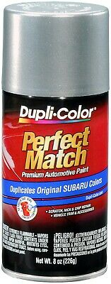 Duplicolor BSU1345 For Subaru Code 262 Quick Silver 8 oz. Aerosol Spray Paint