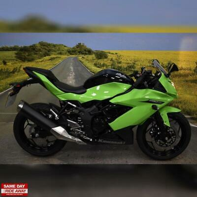 ** Kawasaki Ninja 250SL 2018, 1 Owner, Just Servicedm Only 733 Miles **