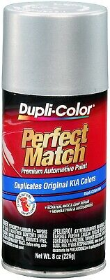 Duplicolor Metallic Satin Silver for Kia Touch-Up Paint - Code: S6 (8 oz)