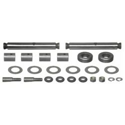 Steering King Pin Set for Ford F-350/P-100 57-67 1 Ton; .9315''x6.990'' Pin, Front