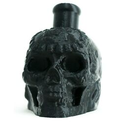 Kyпить Aztec / Mayan Death Whistle Onyx Black Skull  *** MADE IN USA *** на еВаy.соm