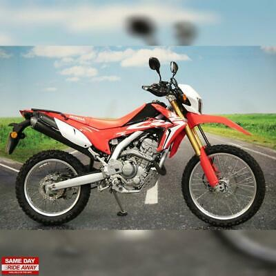 Honda CRF 250 L 2017 - Low Mileage, Service History, All Keys/Books