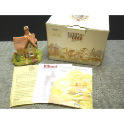 Lilliput Lane Gamekeepers Cottage Special Edition Sp Event #597 NIB & Deeds 1991