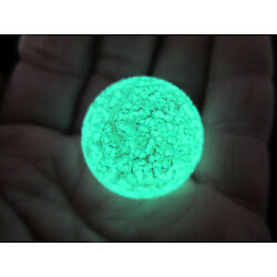 Kyпить 25mm GLOW IN THE DARK SHOOTER Glass Mib Marbles ball Large 1