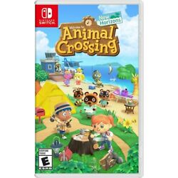 Kyпить Animal Crossing: New Horizons -- Standard Edition (Nintendo Switch, 2020) New на еВаy.соm