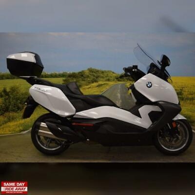 2017 BMW C 650 GT Highline, All Books, Service History, Heated Seat & Grips