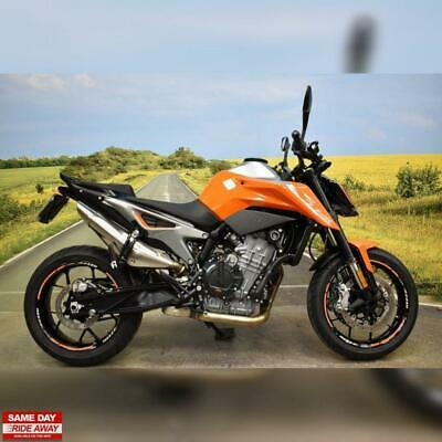 KTM 790 Duke 2019 - 1 Owner, Low Mileage, Just Serviced, Same Day Ride Away