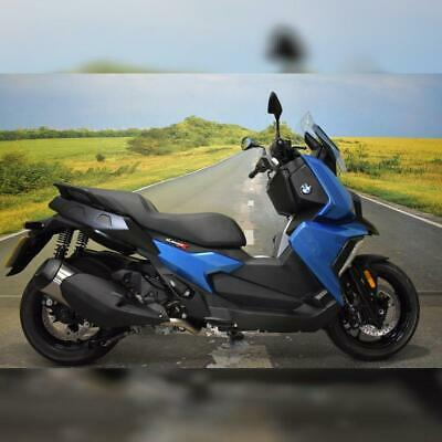 ** BMW C400X SE 2018, Only 805 Miles, Heated Seat & Grips **