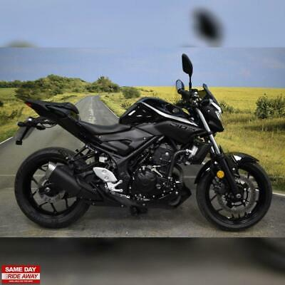 ** Yamaha MT-03 ABS 2017, 2 Owners, Recently Serviced, Only 1375 Miles **