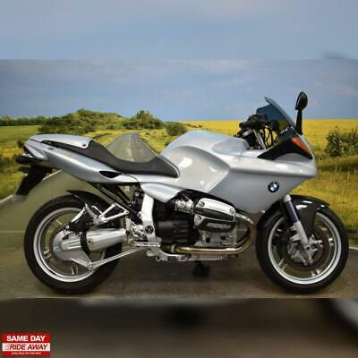 ** BMW R1100S 2002, Maxton Suspension, Lazer Exhaust, Needs To Be Seen **