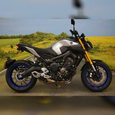 2020 Ex Demo Yamaha MT-09 SP, All Books & Keys, Quick Shifter, 157 Miles Only !!