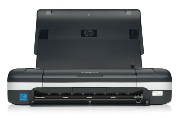 HP Officejet H470b Mobile Inkjet Printer stampante