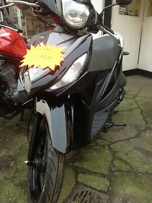 suzuki Address 110 , 2016, Only 450 Miles and one owner from new. Ulez Compliant