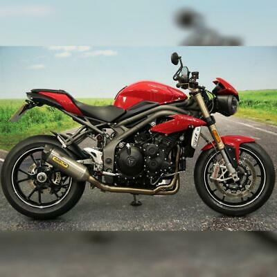 Triumph Speed Triple S 2018 - Low Mileage, Arrow Exhaust, 2 Former Keepers
