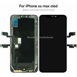 Kyпить OLED iPhone X XR XS Max 11 12 Pro LCD Screen Assembly Digitizer Replacement Lot на еВаy.соm