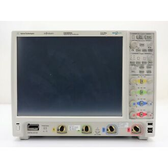 Keysight DSO9254A: Infiniium Oscilloscope / 2.5 GHz / 10/20 GSa/s / 4 Analog Channels /