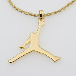 Kyпить MICHAEL JORDAN PLAIN PENDANT WITH 21-24