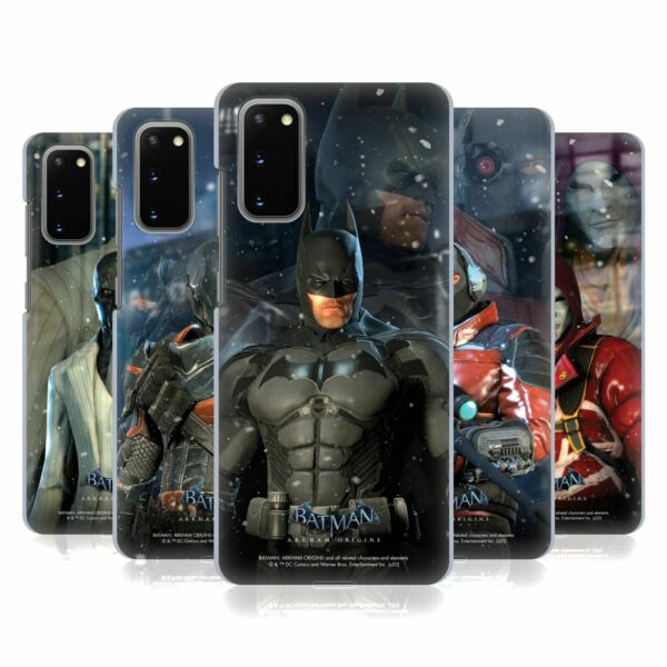 Royaume-UniOFFICIAL BATMAN: ARKHAM ORIGINS  HARD BACK CASE FOR SAMSUNG PHONES 1
