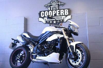 2014 64 TRIUMPH SPEED TRIPLE 1050 ABS 11839 MILES FSH - ASK FOR VIDEO
