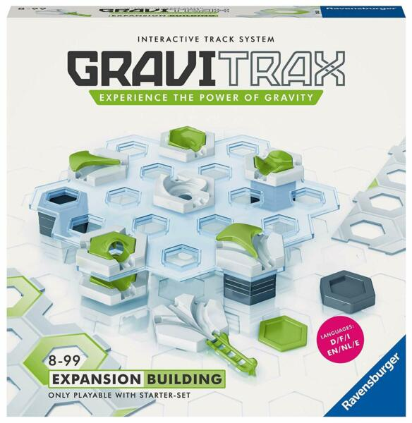 Royaume-UniRavensburger Gravitrax Add Sur  Paquet Anglais Version