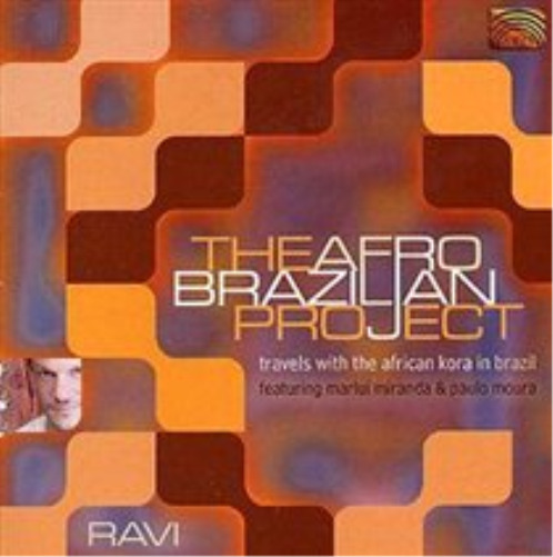 Royaume-UniRavi-Afro- Project: Travels With African Kora in Brazil CD NEUF