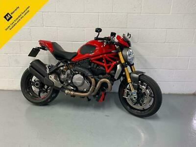2018 Ducati Monster 1200 1200 S ABS