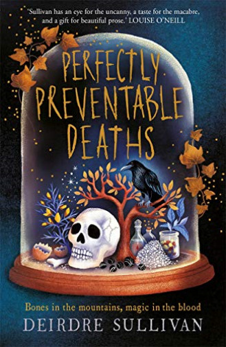 Royaume-UniDEIRDRE SULLIVA- PREVENTABLE DEATHS BOOK NEUF