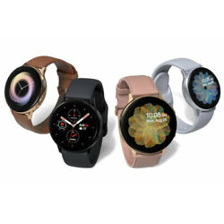 Kyпить Samsung Galaxy Watch Active 2 SM-R825 44mm Stainless Steel Case Black A на еВаy.соm