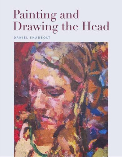 Royaume-Uni, DANIE-PAINTING AND DRAWING THE HEAD BOOK NEUF