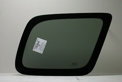 Fit 2000-2004 Nissan XTerra Passenger Side Rear Right Quarter Window Glass