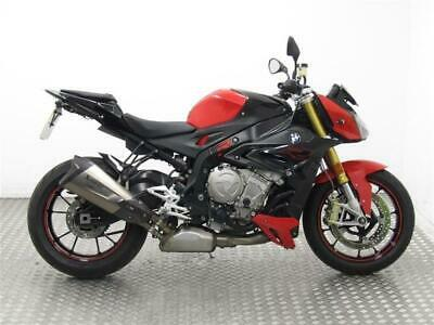 2018 BMW S1000R Petrol Manual