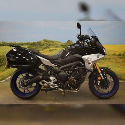 2018 Yamaha Tracer 900 GT, All Books & Keys, Service History, Heated Grips